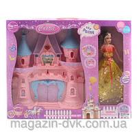 Игровой набор Замок Принцессы 666-588 кукольный домик