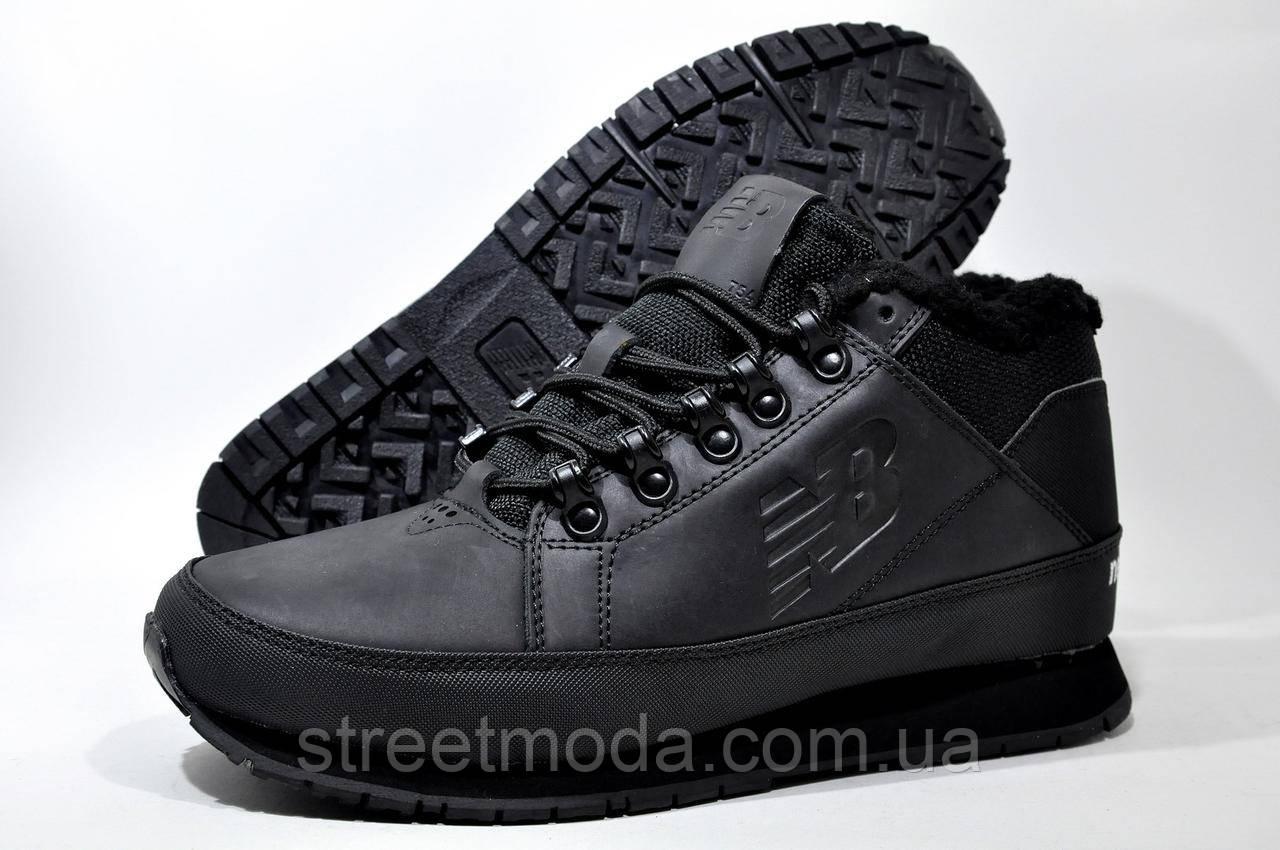 4d6bab8f Мужские зимние ботинки в стиле New Balance 754, на меху - Интернет-магазин