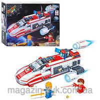 Конструктор BANBAO   6407 для мальчиков космический корабль