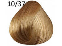 DLS 10/37 10/37 Крем-фарба De Luxe Silver, світлий блондин золотисто-коричневий