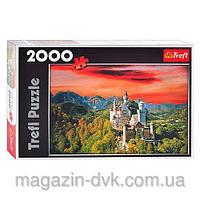 Пазлы  2000  Замок  27050