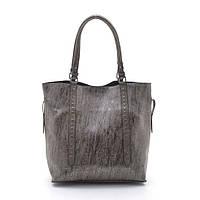 Женская сумка 2в1 Baliford 935 coffee/brown