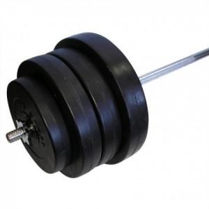 Штанга набірна композитна в пластиковій оболонці Newt Rock Pro 75 кг