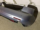 Бампер задній Mazda CX-7, фото 3