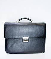 Мужской портфель из натуральной кожи KARYA 0612-45