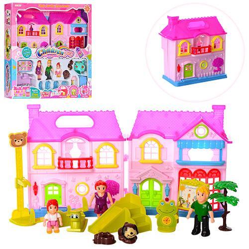 Домик для куклы 8110