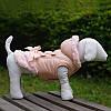 """Куртка, пальто """"С мехом"""" для собак, кошек. Одежда для животных, фото 5"""