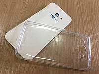 Прозрачный силиконовый чехол для Huawei Y3 II 2017