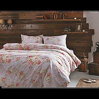 Tivolyo home КПБ RANFORCE FRESIE  евро розовый