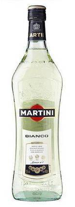 Martini Bianco вермут 15%, 1 л, фото 2