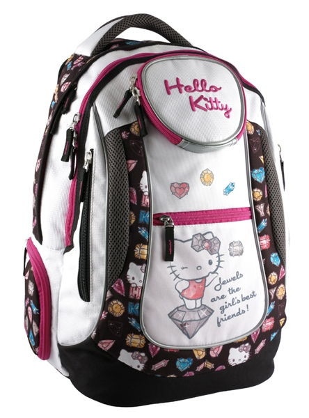 136b4a57d8f9 Школьный рюкзак Kite Hello Kitty (HK14-804K) - Mega Toys Ukraine Интернет  магазин