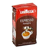 Lavazza Espresso Famiglia кофе молотый, 250 г