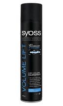 Syoss лак для волос Volume Lift №4, 400 мл