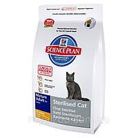 Hills SP Feline Mature Adult 7+ Sterilized для пожилых стерилизованных кошек 3,5 кг
