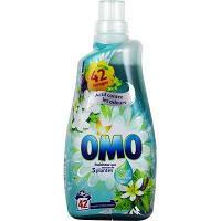 OMO 5 цветков гель для стирки супер-концентрат (42 стирки), 1.47 л