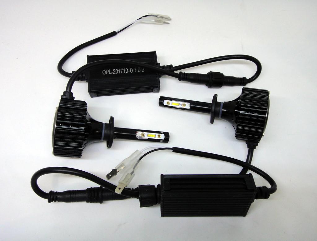 Лампы светодиодные H7 F5 60W