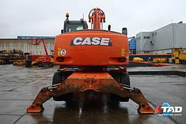 Колесный экскаватор Case WX165 (2006 г), фото 3