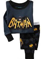 Детская пижама для мальчика Бетмен 110