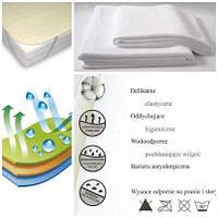 Пеленка наматрасник многоразовая в детскую кроватку Польша 120*60