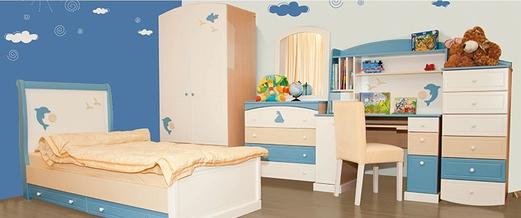 Детская комната SEA&SKY