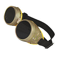 Газосварочные очки Очки рыбка ЗНР (металлические)