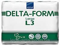 Подгузники для взрослых лежачих больных DELTA-FORM