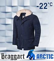 Braggart 17m203L | Парка зимняя темно-синяя