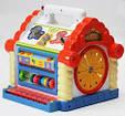 Логическая игрушка-Теремок-Сортер JOY TOY 9196, фото 2