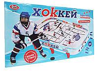 Хоккей 0711 настольная игра на штангах