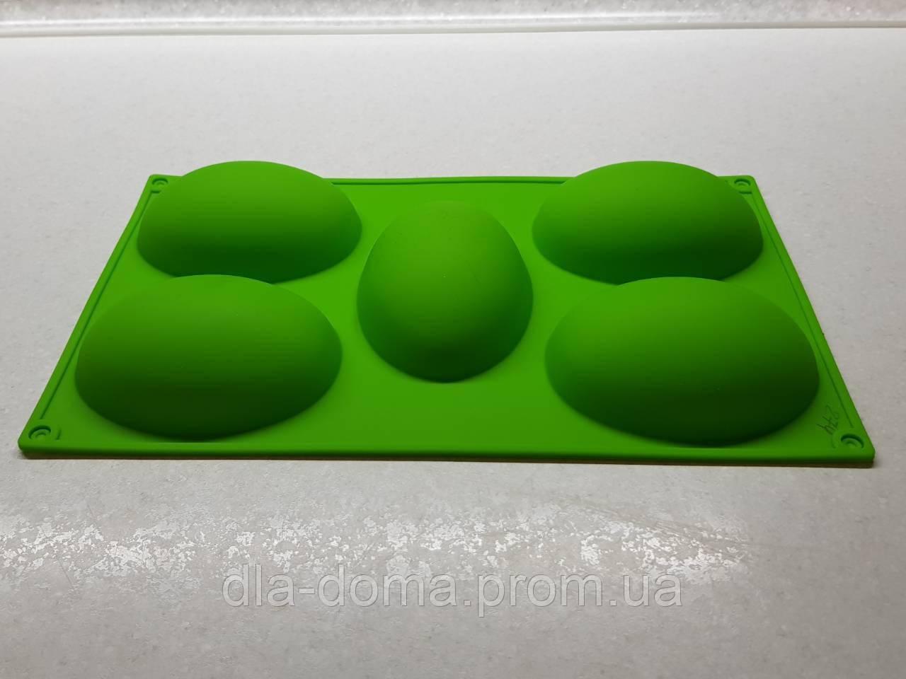 Силиконовая форма для пироженных
