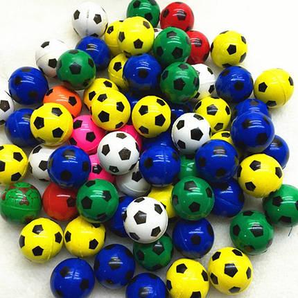 """Мяч-попрыгунчик 4217 """"Футбольный мяч"""" 3,2 см, фото 2"""