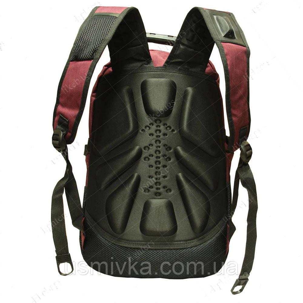 060dcd8686b3 Многофункциональный городской рюкзак 7699, красный , цена 535,27 грн.,  купить в Одессе — Prom.ua (ID#604217299)