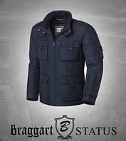 Braggart Status 09838 | Демисезонная куртка графит