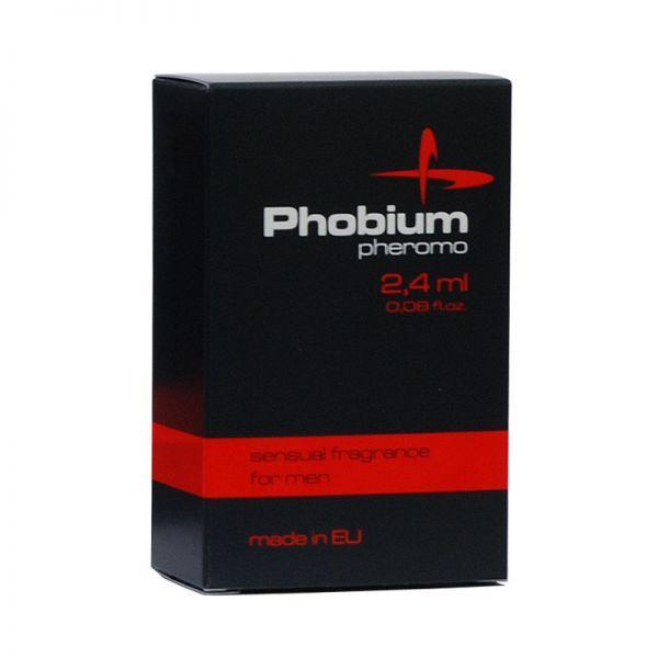 Духи с феромонами мужские PHOBIUM Pheromo for men, 2,4 ml