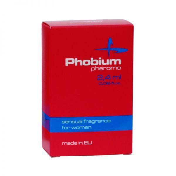 Духи с феромонами женские PHOBIUM Pheromo for women, 2,4 ml
