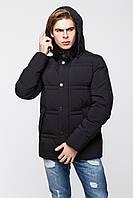 Тёплая мужская куртка нано-пух