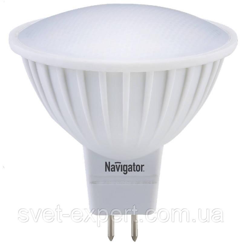 Лампа Navigator 94127 NLL-MR16-3-230-4K-GU5.3
