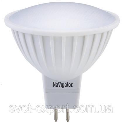 Лампа Navigator 94127 NLL-MR16-3-230-4K-GU5.3, фото 2