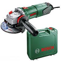 ✅ Угловая шлифмашина Bosch PWS 1000-125