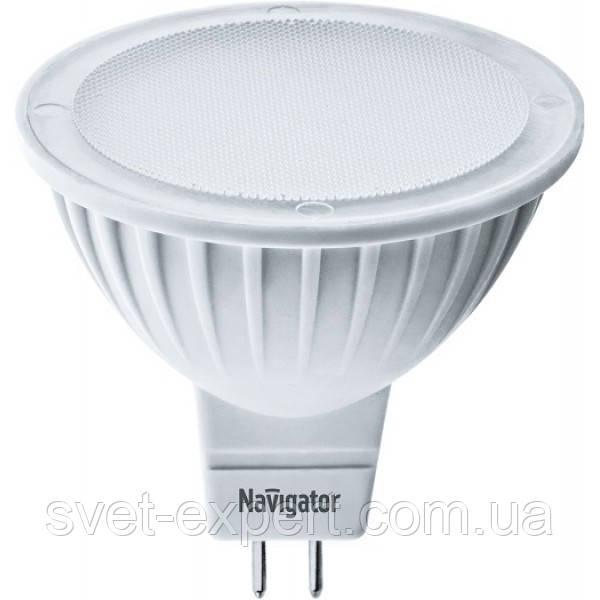 Лампа Navigator 94255 NLL-MR16-3-230-3K-GU5.3 светодиодная