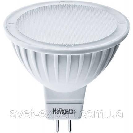 Лампа Navigator 94255 NLL-MR16-3-230-3K-GU5.3 светодиодная, фото 2