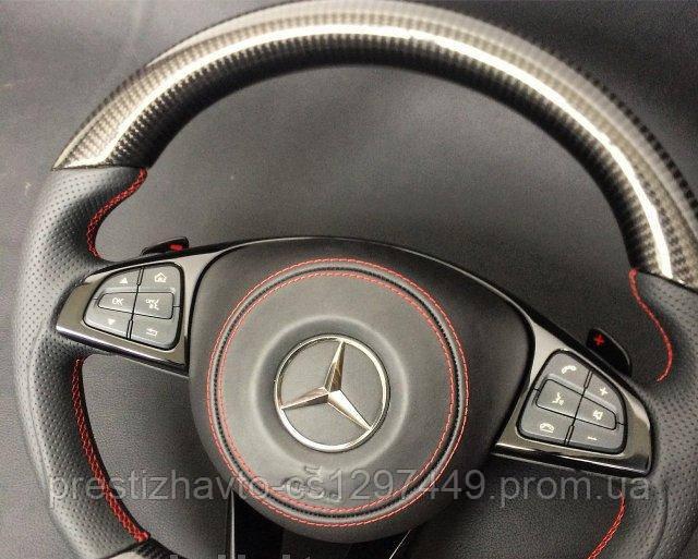 Руль AMG на Mercedes G-Сlass W463 (карбон)