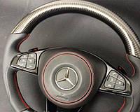 Руль AMG на Mercedes G-Сlass W463 (карбон), фото 1