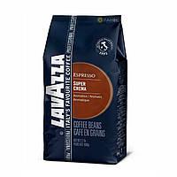 Кава Lavazza Super Crema Espresso (1000 г) в зернах