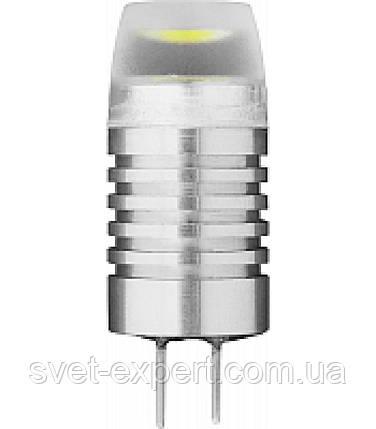 Лампа Navigator 94398 NLL-G4-1.5-12-3K,светодиодная, фото 2