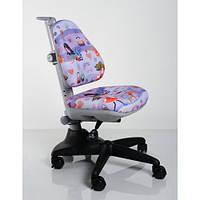 Детское кресло (стул ученический) ортопедическое Mealux Y-317 GL к парте