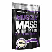 Гейнер BioTech Muscle Mass | 1 кг