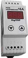 """Микропроцессорный """"Барьер"""" с цифровой настройкой DigiCOP 16А реечный"""