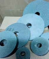 Круг шлифовальный зеленый 64 С F46-80 СТ-СМ ( карбид кремния )300*40*76
