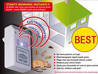 Ультразвуковой отпугиватель тараканов, грызунов и насекомых РИДДЭКС (RIDDEX Pest Repelling Aid), фото 1